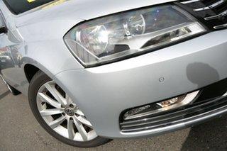 2012 Volkswagen Passat Type 3C MY13 125TDI DSG Highline Reflex Silver 6 Speed.