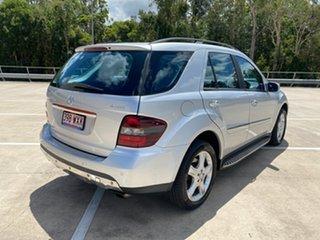 2008 Mercedes-Benz ML320 CDI W164 08 Upgrade Luxury (4x4) Silver 7 Speed Automatic G-Tronic Wagon.