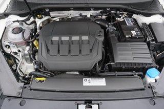 2019 Volkswagen Passat 3C (B8) MY20 140TSI DSG Business White 7 Speed Sports Automatic Dual Clutch