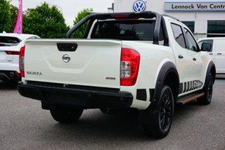 2019 Nissan Navara D23 S4 MY20 N-TREK White 7 Speed Sports Automatic Utility