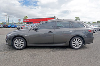 2010 Mazda 6 GH1052 MY10 Touring Grey 5 Speed Sports Automatic Wagon