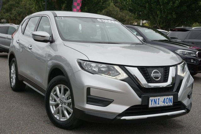 Used Nissan X-Trail T32 Series II ST X-tronic 4WD Phillip, 2019 Nissan X-Trail T32 Series II ST X-tronic 4WD Silver 7 Speed Constant Variable Wagon
