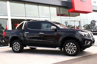 2020 Nissan Navara D23 S4 MY20 ST-X Cosmic Black 6 Speed Manual Utility