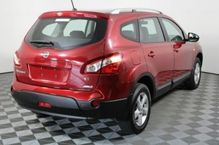 2012 Nissan Dualis J10 Series II MY2010 ST Hatch X-tronic Red 6 Speed Constant Variable Hatchback