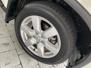 2009 Nissan X-Trail ST-L White Constant Variable Wagon