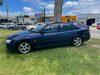 2006 Holden Commodore VZ MY06 Executive Blue 4 Speed Automatic Sedan