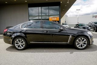 2013 Holden Calais VF MY14 Black 6 Speed Sports Automatic Sedan.