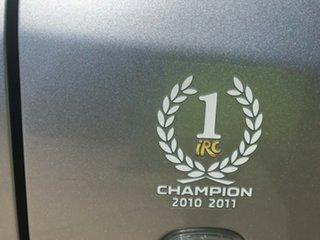 2012 Skoda Fabia 5JF MY13 RS DSG 132TSI Silver 7 Speed Sports Automatic Dual Clutch Hatchback