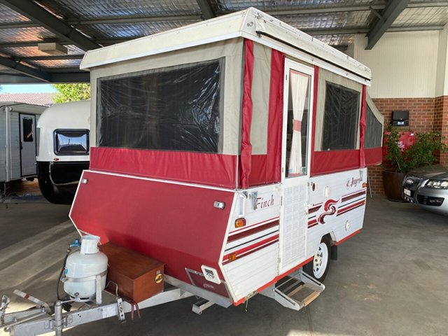 Used Jayco Finch St James, 1998 Jayco Finch Pop-top