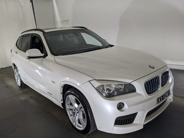 Used BMW X1 E84 xDrive20d Steptronic Maryville, 2010 BMW X1 E84 xDrive20d Steptronic White 6 Speed Sports Automatic Wagon