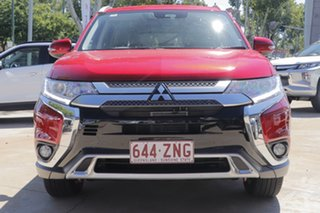 2019 Mitsubishi Outlander ZL MY20 LS 2WD Red Diamond 6 Speed Constant Variable Wagon