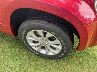 2013 Suzuki Grand Vitara JB MY13 Sport Red 5 Speed Manual Wagon