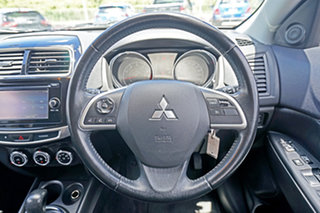 2014 Mitsubishi ASX XB MY15 LS 2WD Grey 6 Speed Constant Variable Wagon