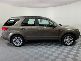 2011 Ford Territory SZ TS Seq Sport Shift Bronze 6 Speed Sports Automatic Wagon