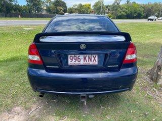 2006 Holden Commodore VZ MY06 Executive Blue 4 Speed Automatic Sedan