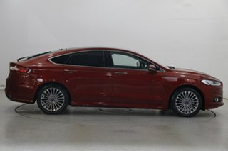 2016 Ford Mondeo MD Titanium Red 6 Speed Sports Automatic Hatchback