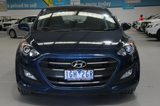 2015 Hyundai i30 GD3 Series 2 Active Blue 6 Speed Automatic Hatchback