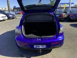 2006 Mazda 3 BK SP23 Blue 5 Speed Manual Hatchback