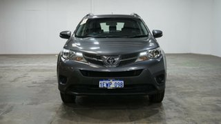 2015 Toyota RAV4 ZSA42R GX 2WD Grey 7 Speed Constant Variable Wagon