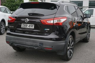 2015 Nissan Qashqai J11 TI Black 1 Speed Constant Variable Wagon