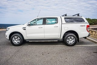 2016 Ford Ranger PX MkII XLT Double Cab White 6 Speed Manual Utility.