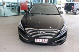 2016 Hyundai Sonata LF2 MY16 Active Eclipse Black 6 Speed Sports Automatic Sedan.