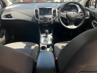2017 Holden Astra BL MY17 LT White 6 Speed Sports Automatic Sedan