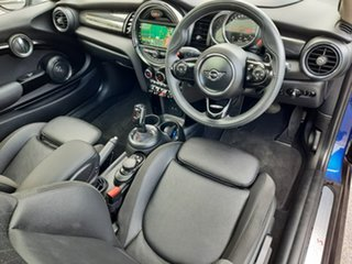 2018 Mini Hatch F56 LCI Cooper S DCT Blue 7 Speed Sports Automatic Dual Clutch Hatchback