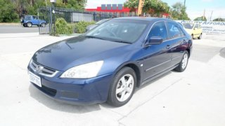 2003 Honda Accord 7th Gen VTi Blue 5 Speed Automatic Sedan.