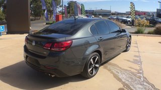 2017 Holden Commodore VF II MY17 SV6 Son of a Gun Grey 6 Speed Sports Automatic Sedan