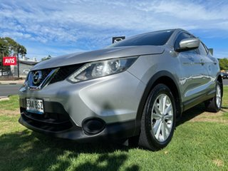 2014 Nissan Qashqai J11 ST Silver 6 Speed Manual Wagon