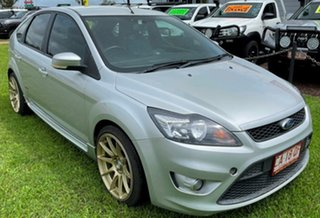 2010 Ford Focus LV XR5 Turbo Silver 6 Speed Manual Hatchback.