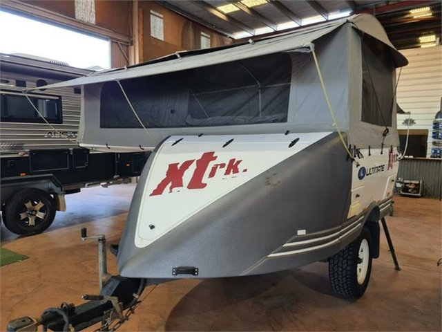 Used Ultimate Xtrk Bellevue, 2009 Ultimate Xtrk Camper Trailer
