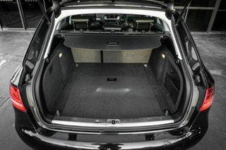 2010 Audi A4 B8 8K MY10 Avant Multitronic Blue 8 Speed Constant Variable Wagon