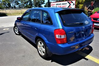 2000 Mazda 323 BJ Astina Blue 4 Speed Automatic Hatchback