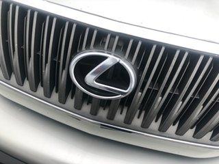 2004 Lexus RX MCU38R RX330 Sports Luxury Silver 5 Speed Sports Automatic Wagon