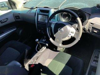 2009 Nissan X-Trail T31 ST (4x4) White 6 Speed Manual Wagon