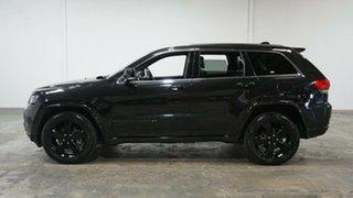 2014 Jeep Grand Cherokee WK MY2014 Blackhawk Black 8 Speed Sports Automatic Wagon