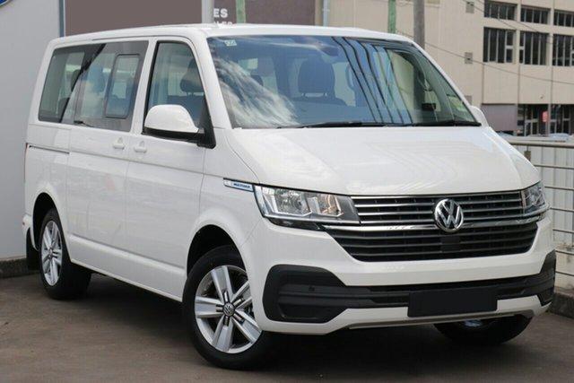 New Volkswagen Multivan T6.1 MY20 TDI340 SWB DSG Comfortline Premium Newstead, 2020 Volkswagen Multivan T6.1 MY20 TDI340 SWB DSG Comfortline Premium Candy White 7 Speed