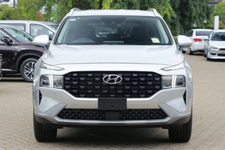 2020 Hyundai Santa Fe White Cream Automatic Wagon