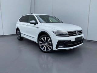2020 Volkswagen Tiguan 5N MY21 140TDI Highline DSG 4MOTION Allspace 0q0q 7 Speed.