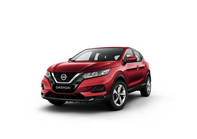 New Nissan Qashqai J11 Series 3 MY20 ST X-tronic Moorooka, 2020 Nissan Qashqai J11 Series 3 MY20 ST X-tronic Magnetic Red 1 Speed Constant Variable Wagon