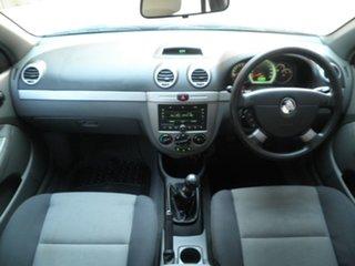 2008 Holden Viva JF MY08 Blue Metallic 5 Speed Manual Wagon