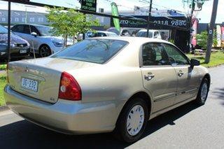 2003 Mitsubishi Magna TL ES Fawn 4 Speed Sports Automatic Sedan