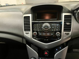 2009 Holden Cruze JG CDX Silver 6 Speed Sports Automatic Sedan