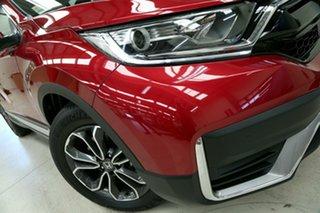 2020 Honda CR-V RW MY21 VTi FWD Ignite Red 1 Speed Constant Variable Wagon.