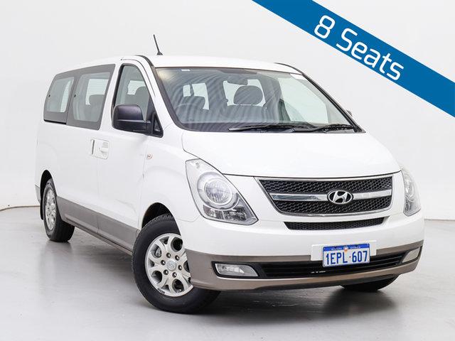 Used Hyundai iMAX TQ MY13 , 2014 Hyundai iMAX TQ MY13 White 4 Speed Automatic Wagon