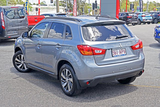 2014 Mitsubishi ASX XB MY15 LS 2WD Grey 6 Speed Constant Variable Wagon.