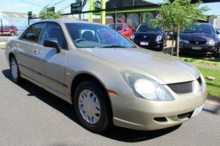 2003 Mitsubishi Magna TL ES Fawn 4 Speed Sports Automatic Sedan.