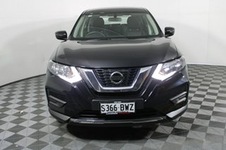 2018 Nissan X-Trail T32 Series II TS X-tronic 4WD Black 7 Speed Constant Variable Wagon